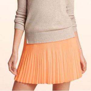 Vs Victorias secret neon pleated mini skirt 4